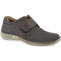 Shoes Men Derby Shoes & Brogues Josef Seibel Anvers 83 Mens Extra Wide Fit Casual Shoes grey