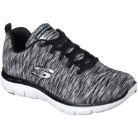 Shoes Women Trainers Skechers Flex Appeal 2.0 Reflections Womens Trainers black
