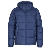 Clothing Men Duffel coats Columbia PIKE LAKE HOODED JACKET Marine