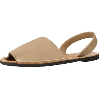 Shoes Men Sandals Ria 20022 Light Brown