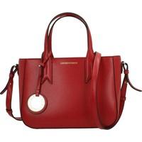 Bags Women Handbags Armani TOTE BAG Red