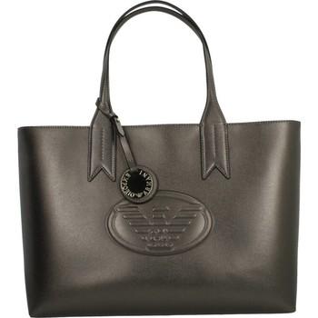 Bags Women Handbags Armani SHOPPING BAG Grey