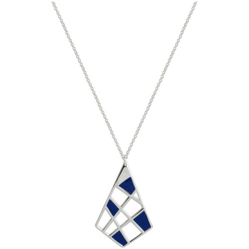 Watches Women Necklaces Skalli Necklace H14NS01IPVA Silver / Blue Woman Spring/Summer Collecti Silver