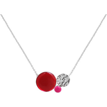 Watches Women Necklaces Skalli Necklace E14EB15PFVA Silver / Red F Silver
