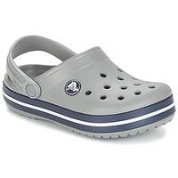 Shoes Children Clogs Crocs CROCBAND CLOG K Grey / Marine
