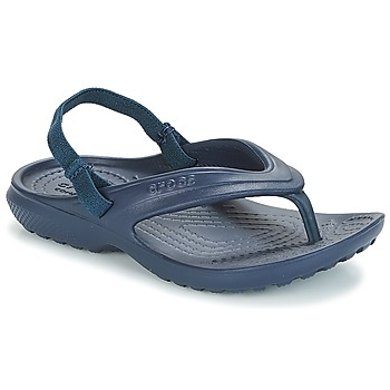 Shoes Boy Flip flops Crocs CLASSIC FLIP K Marine