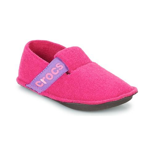 Shoes Girl Slippers Crocs CLASSIC SLIPPER K Pink