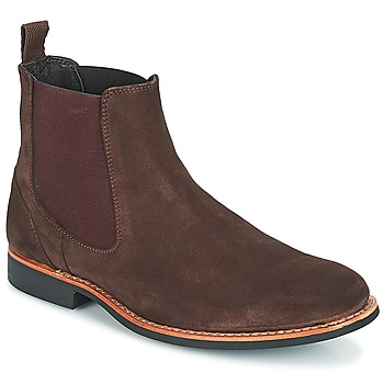 Shoes Men Mid boots Frank Wright HOPPER Brown