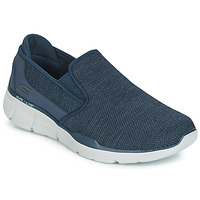 Shoes Men Slip-ons Skechers EQUALIZER 3.0 Blue