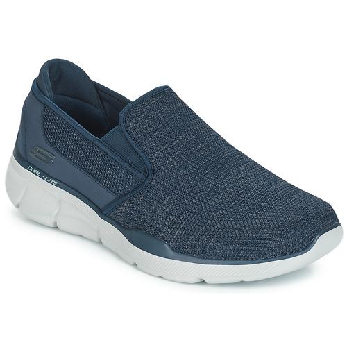 Shoes Men Slip-ons Skechers EQUALIZER 3.0 Blue