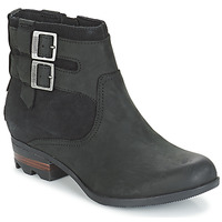 Shoes Women Ankle boots Sorel LOLLA BOOTIE  black