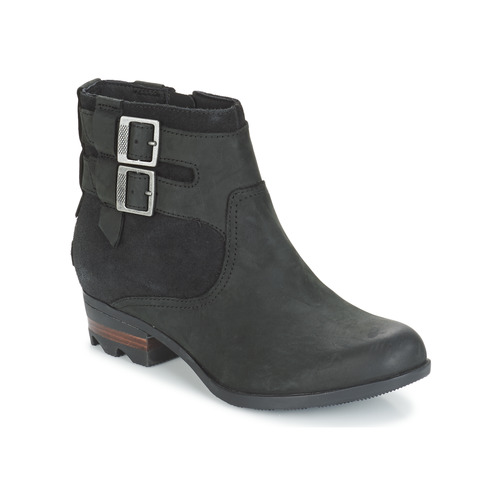 Shoes Women Ankle boots Sorel LOLLA BOOTIE  black