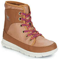 Shoes Women Snow boots Sorel SOREL EXPLORER Camel