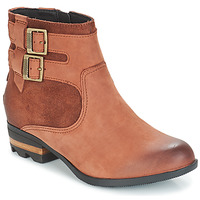 Shoes Women Ankle boots Sorel LOLLA BOOTIE Brown