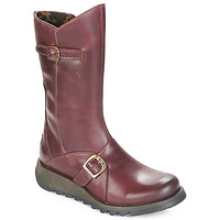 Shoes Women High boots Fly London MES 2 Purple