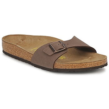 Shoes Men Mules Birkenstock MADRID Brown