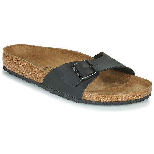Shoes Men Mules Birkenstock MADRID Black