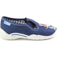 Shoes Children Low top trainers Renbut 317P Navy blue