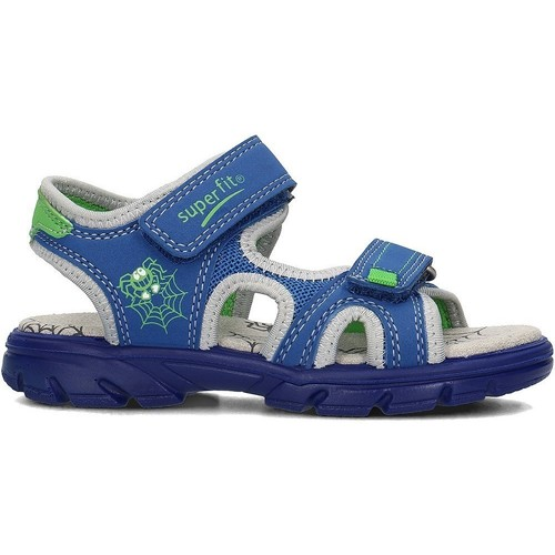 Shoes Children Sandals Superfit 20018085 Blue