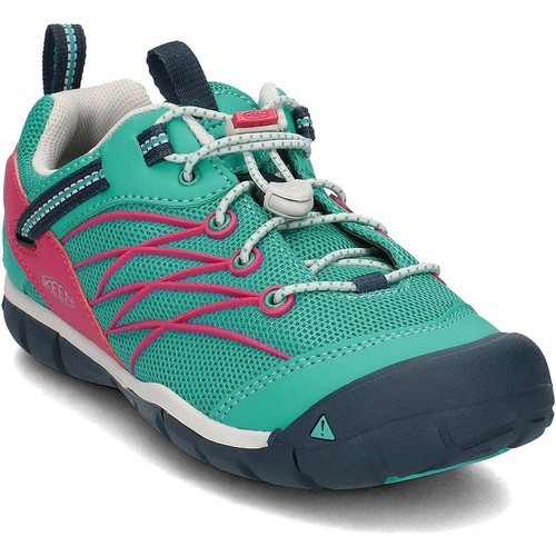 Shoes Children Low top trainers Keen Chandler Cnx Turquoise