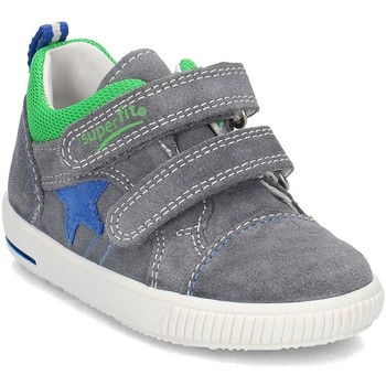 Shoes Children Low top trainers Superfit Moppy Grey