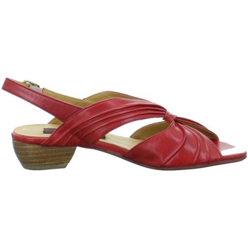 Shoes Women Sandals Everybody 3024 Red