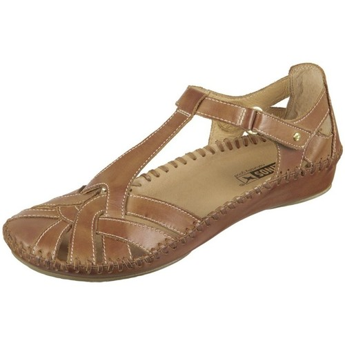 Shoes Women Sandals Pikolinos 6550732C1 Brown