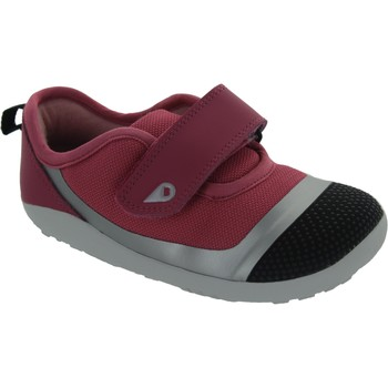 Shoes Girl Low top trainers Bobux IW Lo Dimension Pink