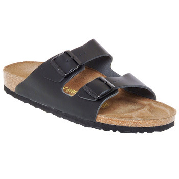 Shoes Mules Birkenstock ARIZONA Noir