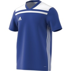 Clothing Men short-sleeved t-shirts adidas Originals Tabela 18 Blue