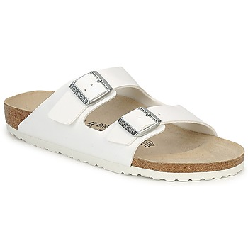 Shoes Men Mules Birkenstock ARIZONA White