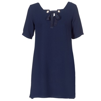 Clothing Women Short Dresses Betty London HOUNI Marine