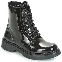 Shoes Girl Mid boots Bullboxer LANA Black