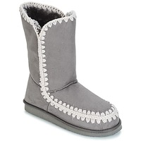 Shoes Women High boots Les Petites Bombes NATHALIE Grey