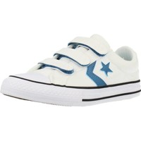 Shoes Children Low top trainers Converse STAR PLAYER 3V OX White