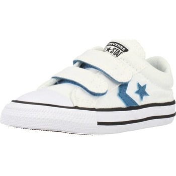 Shoes Children Low top trainers Converse STAR PLAYER 2V OX White