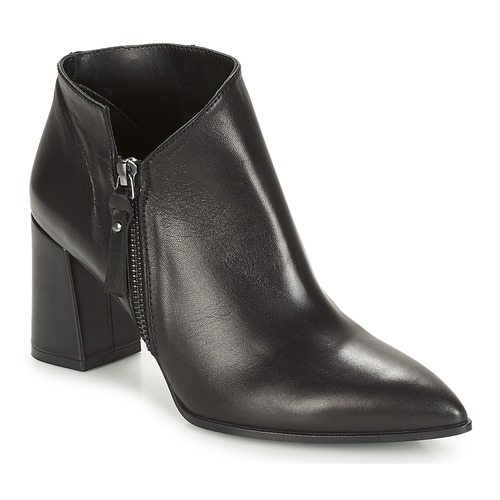 Shoes Women Ankle boots Paco Gil CARINE Black