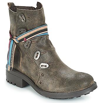 Shoes Women Mid boots Felmini NOUMERAT Brown
