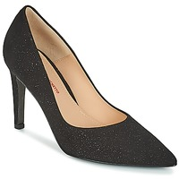 Shoes Women Heels Perlato NARCISO Black