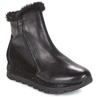 Shoes Women Mid boots Café Noir DEBARO Black