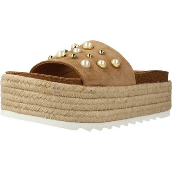Shoes Women Espadrilles Alpe 3784 11 Light Brown