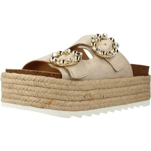 Shoes Women Espadrilles Alpe 3780 50 Grey