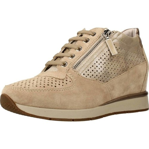 Shoes Women Low top trainers Stonefly JACKIE 3 Light Brown