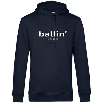 Clothing Men sweaters Ballin Est. 2013 Basic Hoodie Blue