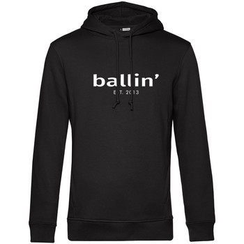 Clothing Men sweaters Ballin Est. 2013 Basic Hoodie Black
