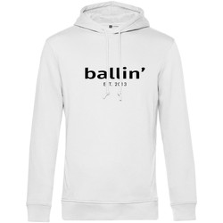 Clothing Men sweaters Ballin Est. 2013 Basic Hoodie White
