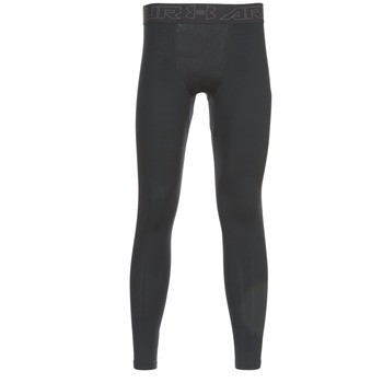 Clothing Men leggings Under Armour COLDGEAR LEGGING Black