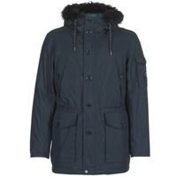 Clothing Men Parkas Vicomte A. ORLANDO EXPEDITION PARKA Marine