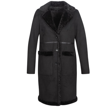 Clothing Women coats Oakwood PORTOBELLO Black