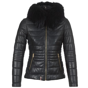 Clothing Women Duffel coats Oakwood JELLY Black